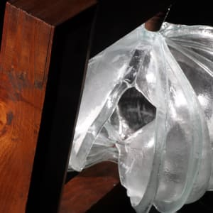 Inflatable 50 (Crush) by Linda van Huffelen