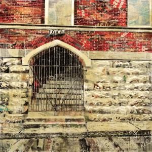 Untitled (back door Ryman)