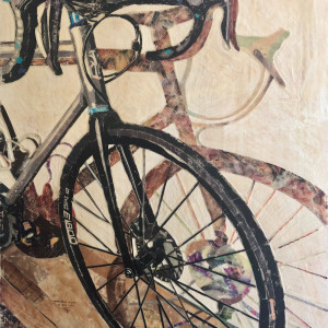 Untitled (Bike commission)