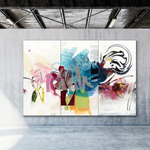 SUPERNOVA (triptych)