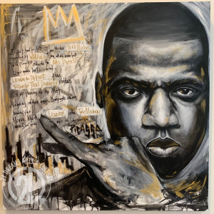 """Jay Z - """"Picasso Baby"""" by Milton Madison"""