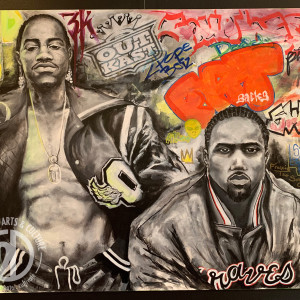 """Outkast - """"2 dope Bois"""" by Milton Madison"""