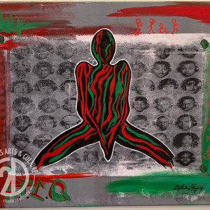"""A Tribe Called Quest - """"Low End Marauders - 2"""" (Combo Pack) by Milton Madison"""