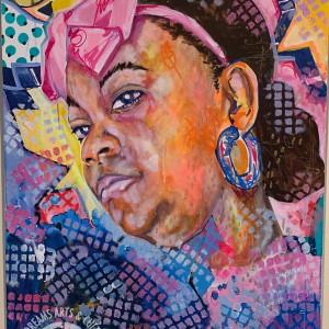 "Roxanne Shante - "" by Lynthia Edwards"