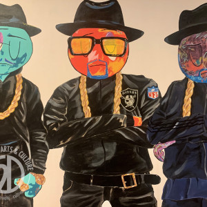 "Run DMC - ""HOLLiS FROOTZ"" by Devin ""DMO"" Taylor"