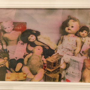 Doll Display No. 2 by Keith Farrar