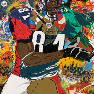"Terrell Owens- Heart of Gold by Devin ""DMO"" Taylor"