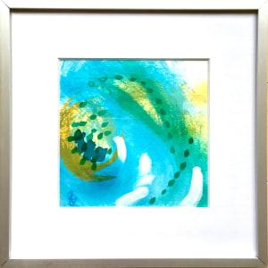 Ocean Joy no.5 by Julea Boswell Art
