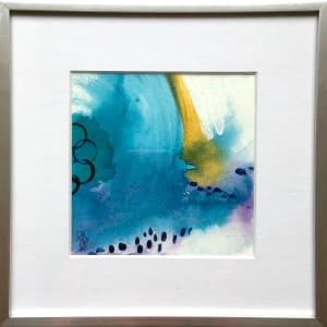 Ocean Joy no.7 by Julea Boswell Art