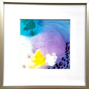 Ocean Joy no.8 by Julea Boswell Art