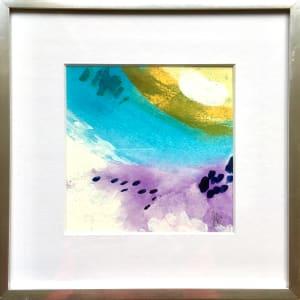 Ocean Joy no.9 by Julea Boswell Art