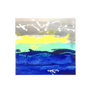 A Mix of Sun and Cloud #1 - $122 (30% off till Jan 31!)