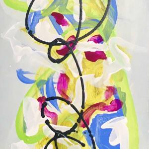 Chasing Butterflies 1-2-3-4 by Julea Boswell