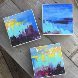 Cloudy 2 by Julea Boswell