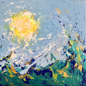 Sun and Sea no.1 by Julea Boswell