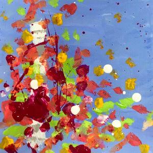 Fall Confetti no.3