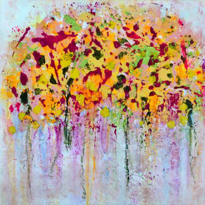 Say it with Flowers no.2 by Julea Boswell