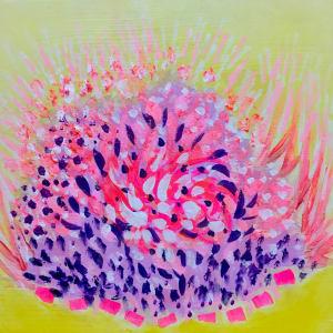 Candyfloss Flower no. 1