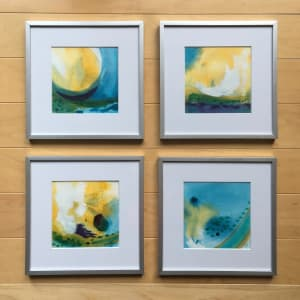Ocean Joy no.4 by Julea Boswell