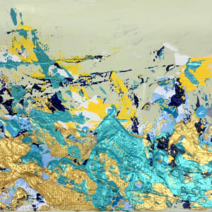 Summer Storm 1-2-3-4 by Julea Boswell  Image: Summer Storm no.2