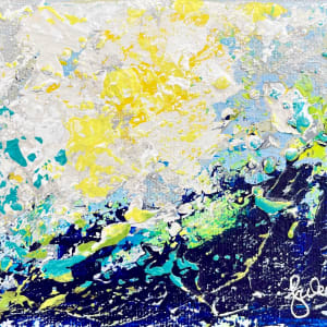 Surf  Energy 1-2-3-4-5-6 by Julea Boswell Art  Image: no.3