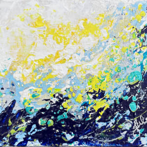 Surf  Energy 1-2-3-4-5-6 by Julea Boswell Art  Image: no.4