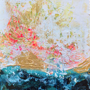 'Sun Spray' no.2 by Julea Boswell