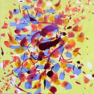 Autumn Breeze 1-2-3-4 by Julea Boswell Art  Image: no. 1