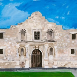 The Alamo by Beck Seitsinger