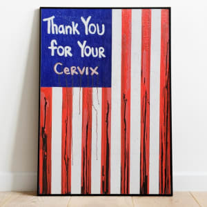 Thank You For Your Cervix by Victoria Eggers