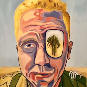 The Minds Eye of a Combat Vet by Patti Cummings