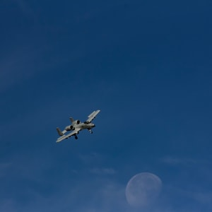 Over the Moon by Robert Lyle