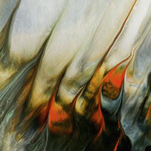 BLAZING FIRES #4 by Hannah Thomas