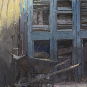 Havana Primaries by Lyn Boyer