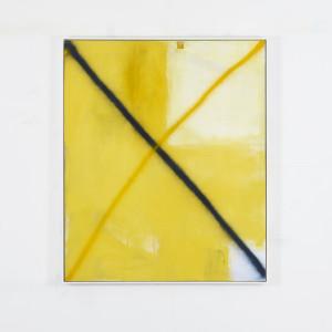 Yellow diversion 100x120cm b02a8t