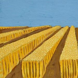 Adobe Farm: Wheat by Layla Luna