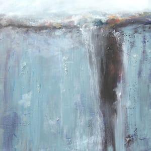 Blue Cliffs by Corinne Galla