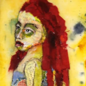 Ruby by Janet Horne Cozens