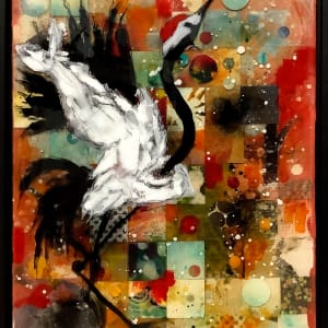 Tanchozuru by Janet Horne Cozens