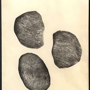 Three Pebbles by Janet Horne Cozens
