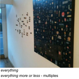 Everything more or less - one of several