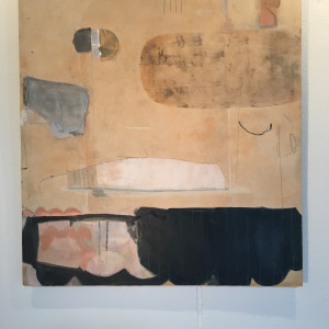 Large paintings by MaryAnn Puls