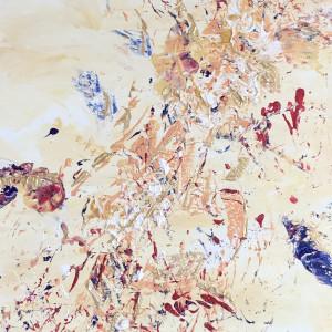 Golden path 48 x 24 acrylic on canvas 2018 2500 copy wroiu9