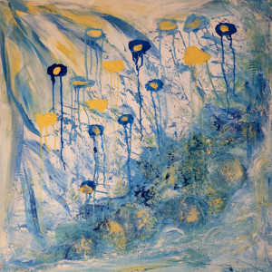Bluebell and Buttercup Jellies by Sheila Cahill