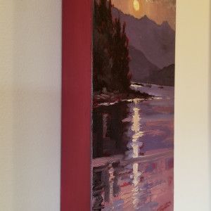 """Smokey Dawn #6-Howe Sound at Granthams"""