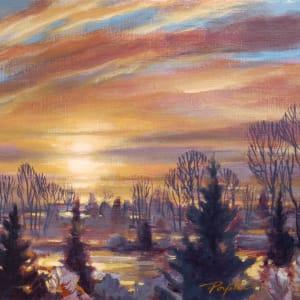 """""""Fraser reflections - Sunset #2"""""""