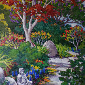 """""""Garden path #1 - Spring 2020"""""""