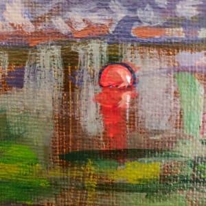 """Narrows - low tide"" Madiera Park B.C. by Jan Poynter"