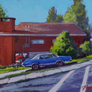Corner of the 70's by Jan Poynter