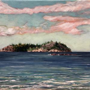 Gargantua Harbour by Melissa Jean
